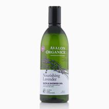Lavender Bath & Shower Gel by Avalon Organics