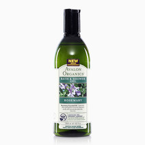 Rosemary Bath & Shower Gel by Avalon Organics