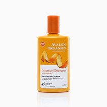 Intense Defense with Vitamin C Balancing Facial Toner by Avalon Organics