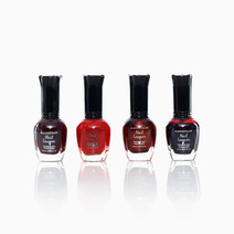 Luscious Reds Nail Lacquer Set by Kleancolor