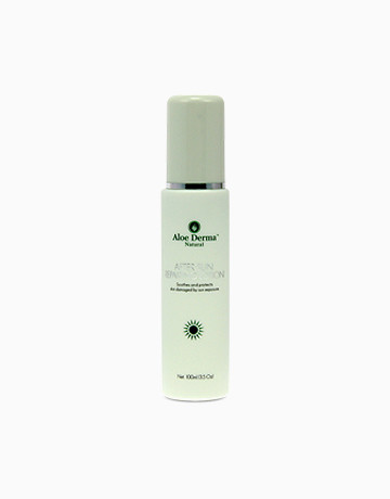 After Sun Repairing Lotion by Aloderma