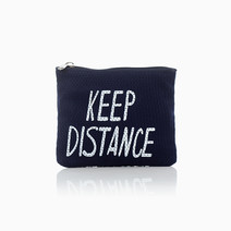 Keep Distance Pouch (Small) by Halo + Halo