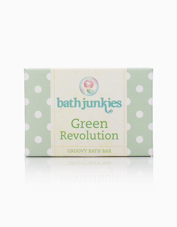 Green Revolution Bath Bar by Bath Junkies