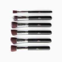 Bestselling 6-Piece Kabuki Brush Set by Dashe Cosmetics