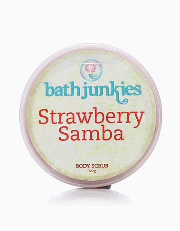 Strawberry Samba Body Scrub by Bath Junkies