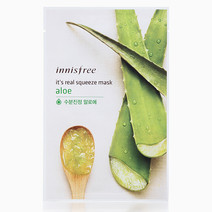 It's Real Squeeze Aloe Mask by Innisfree