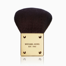 Bronze Powder Brush by Michael Kors
