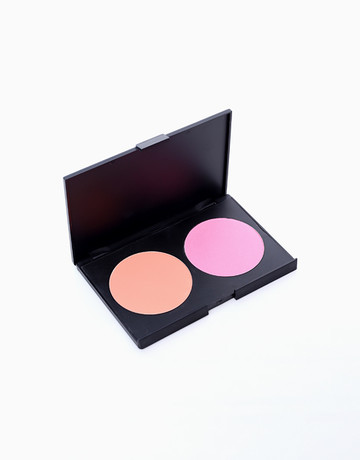 Two-Color Blush  (Blossom) by PRO STUDIO Beauty Exclusives