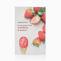 Strawberry Mask by Innisfree