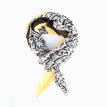 Animal Print Scarf by Luxe Studio