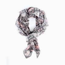 Painterly Scarf by Luxe Studio