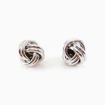 Knot Earrings by Luxe Studio