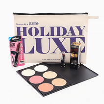 "Laureen Uy x BeautyMNL: ""Holiday Luxe"" Makeup Kit by BeautyMNL"