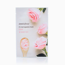 It's Real Squeeze Rose Mask by Innisfree