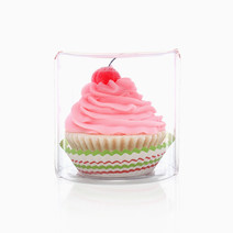 Christmas Cupcake (Pink Milkshake) by The Soap Farm