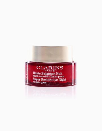 Super Restorative Night by Clarins