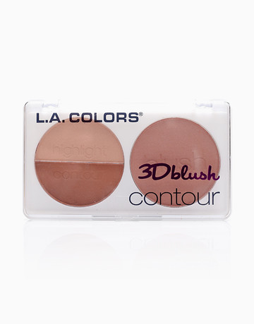 3D Blush  by L.A. Colors