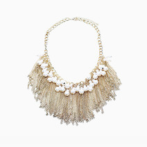 Fiona Necklace  by Luxe Studio