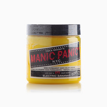 Classic Semi-Permanent Hair Color (Yellow) by Manic Panic