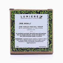 24K Gold Collagen Soap by Lumiere Organiceuticals