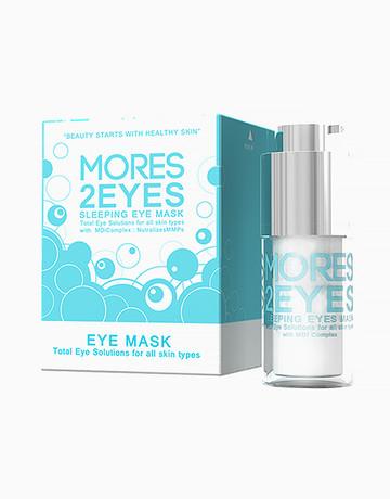 2 Eyes Sleeping Eye Mask by MORES