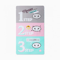Pig Nose Clear Black Head 3-Step Kit by Holika Holika