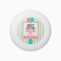 Sweet Cotton Sebum Clear Pact by Holika Holika
