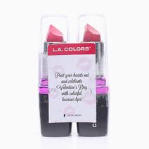 Pouty + Valentine by L.A. Colors