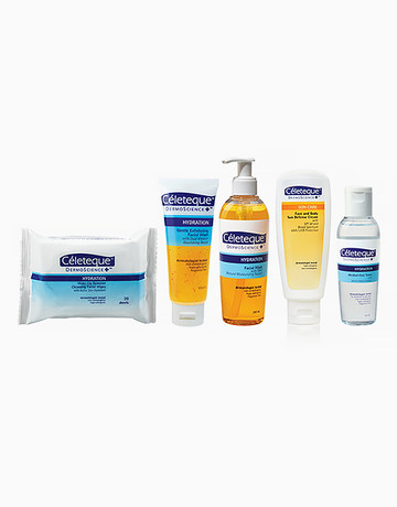 Moisturizing Sun Care Kit by Celeteque DermoScience