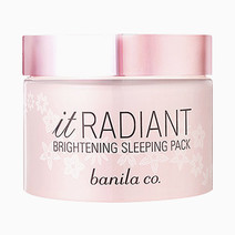 It Radiant Brightening Sleeping Pack by Banila Co.