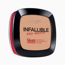Infallible Pro-Matte 16HR Pressed Powder by L'Oreal Paris