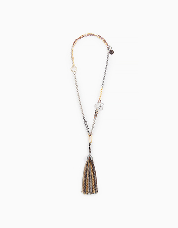 Manila Muse Necklace + Tassel by JÔ Joyce Oreña