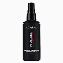 Infallible Pro-Spray & Set Makeup Extender & Setting Spray by L'Oreal Paris