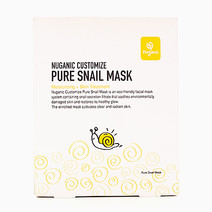 Pure Snail Mask (8 pieces) by Nuganic