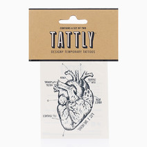 Heart Chart by Tattly