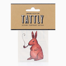Rabbit by Tattly