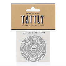 What To Focus On by Tattly