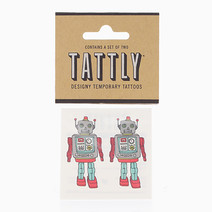 Robot by Tattly