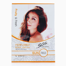 Sunrise Body Cream Box by SOS