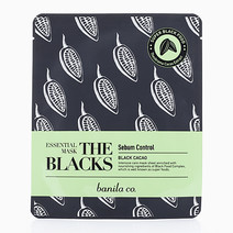 The Blacks Essential Mask: Black Cacao by Banila Co.