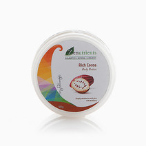 Rich Cocoa Body Butter by Zenutrients