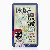 Deep Detox Black Mask by Dewytree