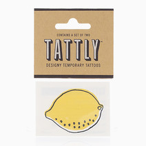 Tangy Lemon by Tattly