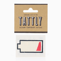 Low Battery by Tattly