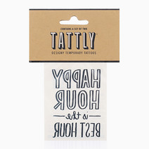 Happy Hour by Tattly