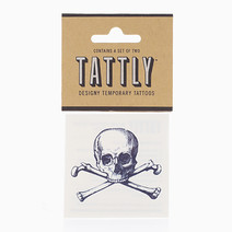Cartolina Skull by Tattly