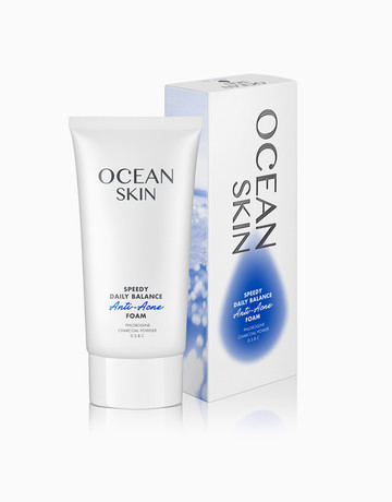 Daily Balance Anti-Acne Foam by OCEAN SKIN