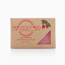 Strawberry Seed Oil Soap by The Soap Farm