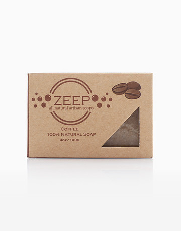 Coffee Bean Oil Soap by The Soap Farm