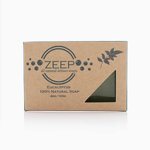 Eucalyptus Oil Soap by Zeep Line